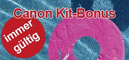 Canon Kit Bonus