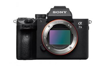 Sony Alpha 7 Mark III Body - inkl. 4 Jahre Garantie Sony Schweiz *