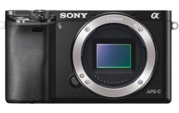 Sony Alpha 6000 Body schwarz - Sony Schweiz Garantie