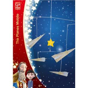 Hape The Little Prince Plane Mobile
