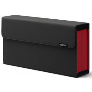 Sony Tasche CKS-X5 Schwarz-Rot