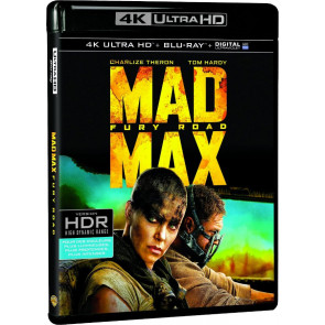 Mad Max - Fury Road 4K Ultra HD Blu-Ray