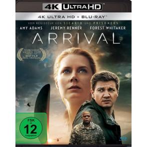 Arrival 4K Ultra HD Blu-Ray