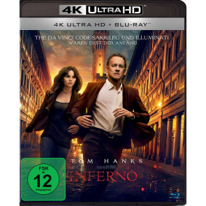 Inferno 4K Ultra HD Blu-Ray