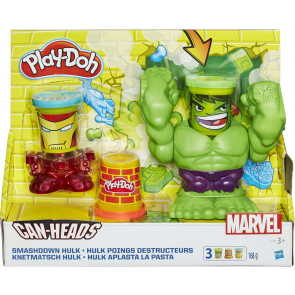 Hasbro Play-Doh Marvel Knetmatsch Hulk
