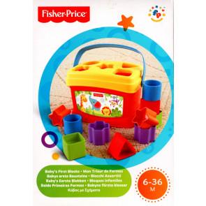 Mattel Fisher-Price - Babys erste Bausteine
