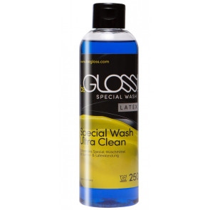 beGLOSS Special Wash LATEX 250ml