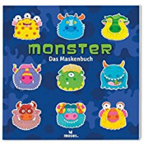 Maskenbuch Monster
