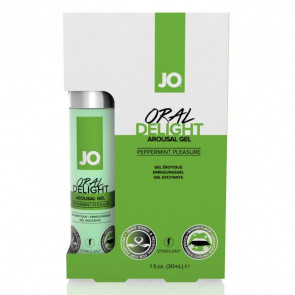 System JO Oral Delight Minze 30 ml