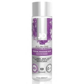 System JO Sensual Massageöl Lavendel- 120 ml