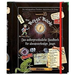 moses Boys Book Das außergewöhnliche Handbuch