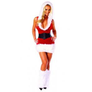 "Roma Costume Weihnachtskostüm ""Santa's Model"""