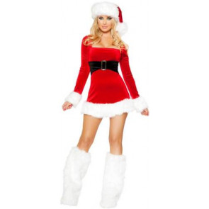 "Roma Costume Weihnachtskostüm ""Santa's Saint"""