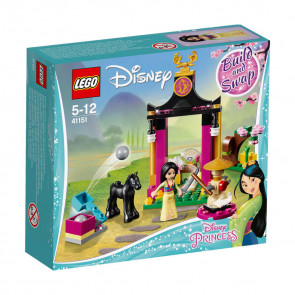 LEGO ® Disney Princess - Mulans Training - 41151