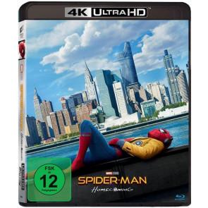 Spider-Man - Homecoming 4K Ultra HD
