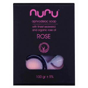 Nuru Rose Seife - 100gr