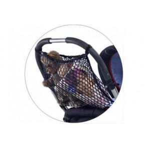 Reer Nylon-Einkaufsnetz für Kinderwagen