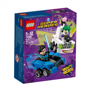 LEGO ® Super Heroes - Mighty Micros: Nightwing™ vs. The Joker™ - 76093