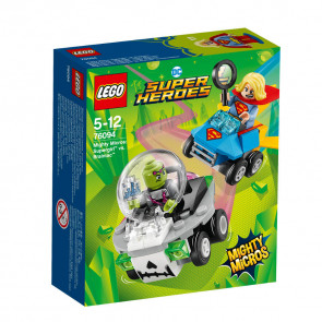 LEGO ® Super Heroes - Mighty Micros: Supergirl™ vs. Brainiac™ - 76094