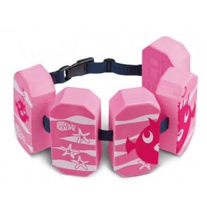 Beco Schwimmgürtel 5Pads Sealife pink 2 - 6 Jahre