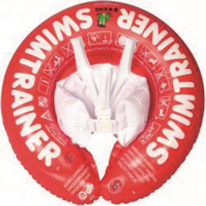 FREDS Swimtrainer Classic rot 3 Monate - 4 Jahre