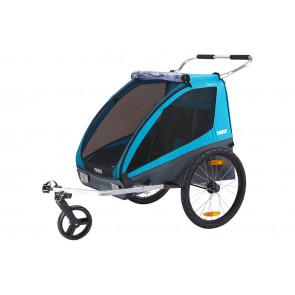 Thule Coaster XT 2 Blue - Model 2018