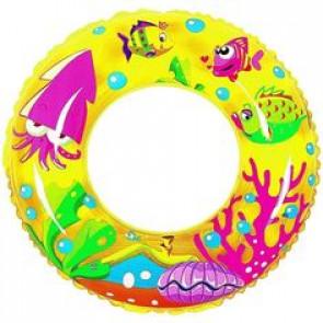 Jilong Sea Fish Swim Ring 60cm ass.