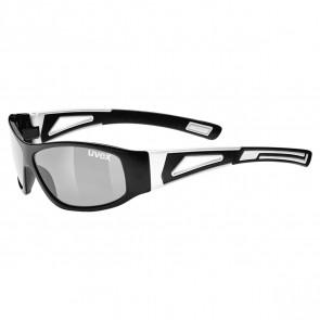 Uvex Kinder-Sonnenbrille SPORTSTYLE 509 in schwarz
