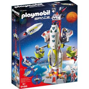 PLAYMOBIL® Space - Mars-Rakete mit Startrampe