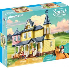 PLAYMOBIL Spirit Riding Free - Luckys glückliches Zuhause