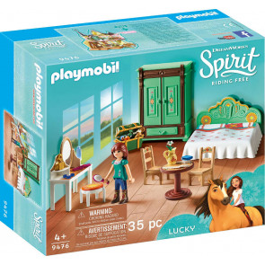 PLAYMOBIL® Spirit Riding Free - Luckys Schlafzimmer