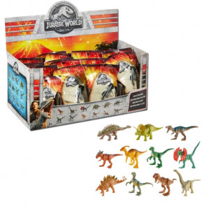 Mattel Jurassic World Minis Sortiment ass.