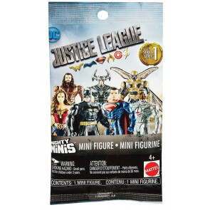 Mattel DC Justice League Movie Mighty Mini Figuren (5 cm)