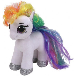 Ty Starr,Pony weiss 15cm