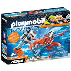 PLAYMOBIL® Top Agents - SPY TEAM Underwater Wing