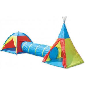 Outdoor active Abenteuer Zelt Set