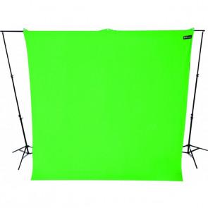 Westcott 130 Green Screen Hintergrundstoff