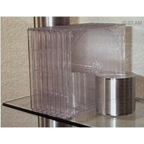 Spectral CD-Stütze Aluminium quadratisch