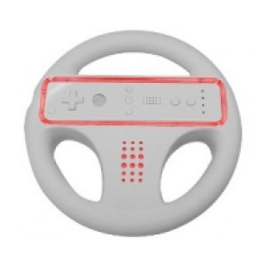 Nintendo Wii Glow Wheel Rot