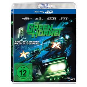The Green Hornet - Französisch/Englisch 3D