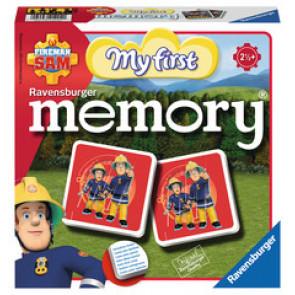 Ravensburger Fireman Sam Mein erstes Memory