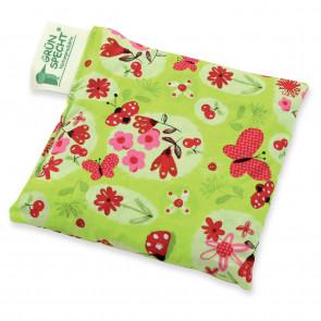 Grünspecht Traubenkern-Kissen