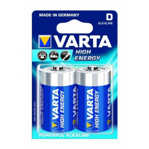Varta High Energy Mono D 1x2 / LR20