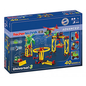 Fischertechnik Advanced - Universal 3