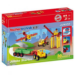 Fischertechnik Junior – Jumbo Starter