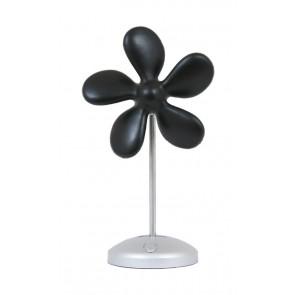Sonnenkönig Flower Fan schwarz