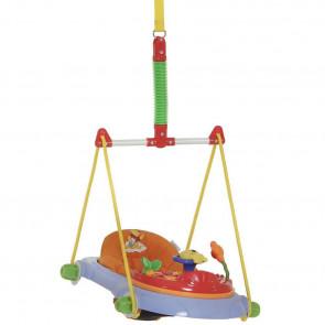 Hauck Winnie Pooh Türhopser Jump Deluxe