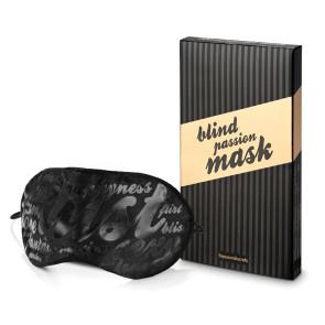 Le Petits Bonbons Augenmaske - Schwarz