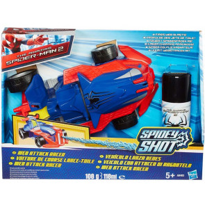 Hasbro Spider Man Web Attack Racer