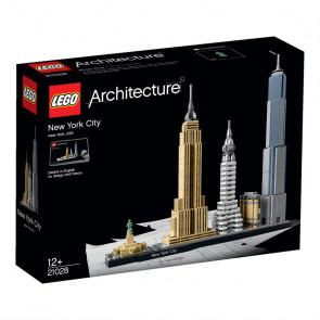 LEGO ® Architecture - New York City - 21028